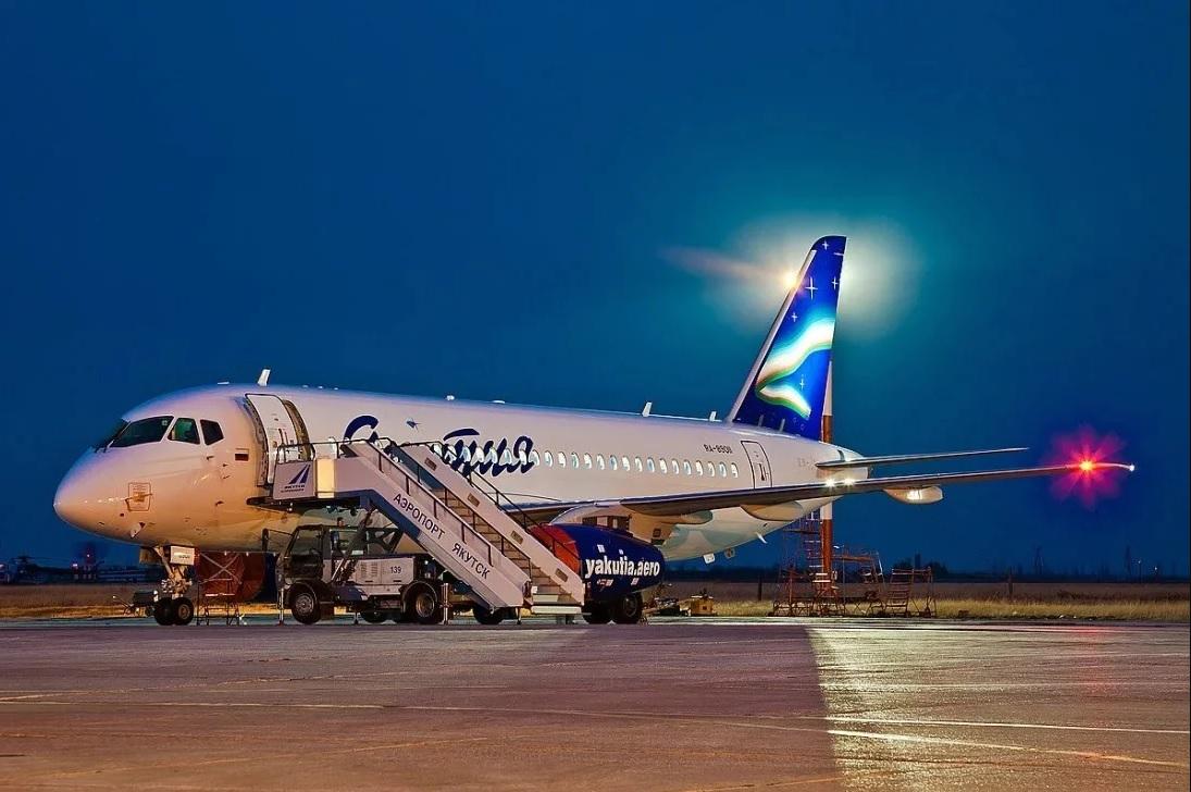 Авиакомпания «Якутия» из вечно опаздывающей стала опережающей расписание