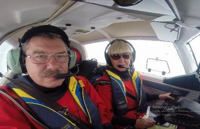 Якутянка перелетела Атлантику на своем самолете